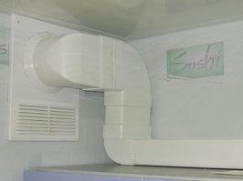 Вентиляция на кухне, виды вентиляции и типы воздуховодов