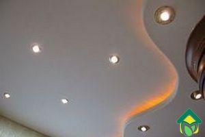 Отделка потолка кухни: варианты отделки кухонного потолка