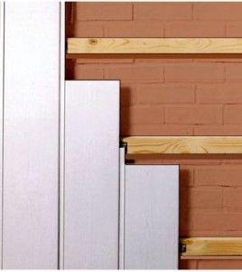 отделка потолка кухни пластиковыми панелями