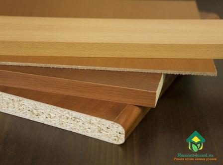 материалы для кухонной мебели ДСП