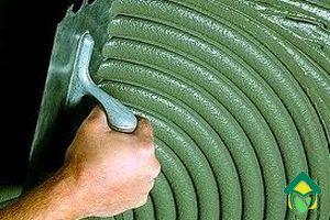 свойства плиточного клея