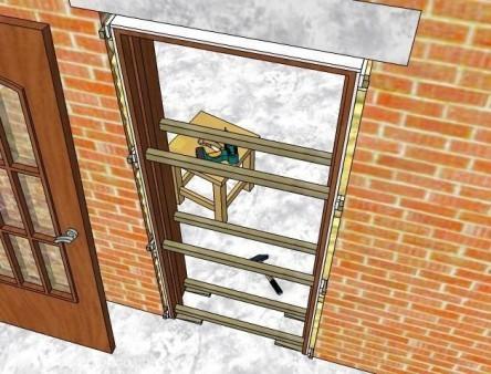 установка-двери-на-кухне-4