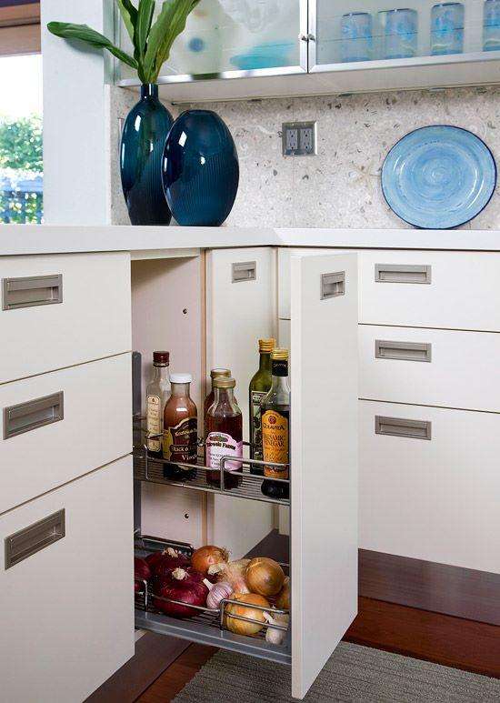 3 расстановка мебели на кухне вариант 3