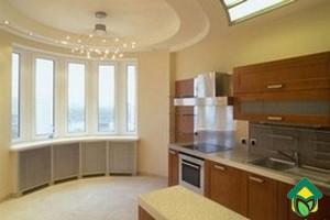 Этапы ремонта кухни: выбор материала для ремонта