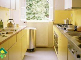 Изменение кухонного пространства маленькой кухни