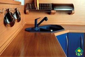 Ремонт стола из дсп