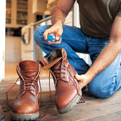 Как сделать чтобы ноги не воняли в обуви