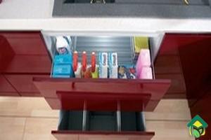 Как использовать место под мойкой — шкаф под мойкой кухни не должен пустовать