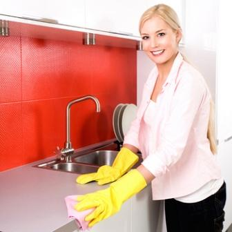 Советы по экологической уборке кухни