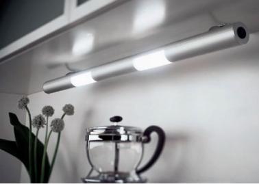 дизайнера по устройству освещения кухни