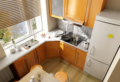Картинки по запросу Задействуйте подоконник кухня