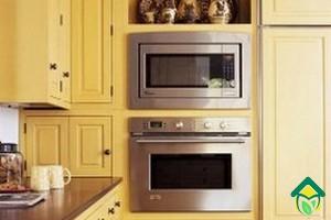 Желтый цвет в интерьере кухни: 20 фото желтых кухонь