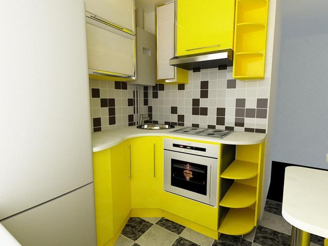 дизайн кухне 6 кв.м фото