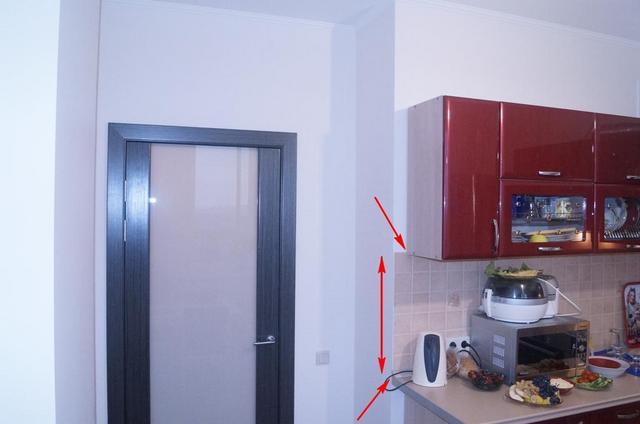 Ремонт кухни по фото