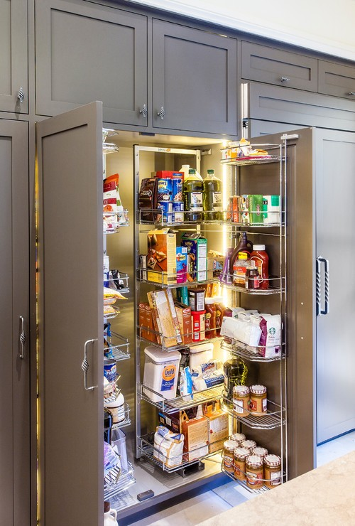 Ящики на кухню своими руками
