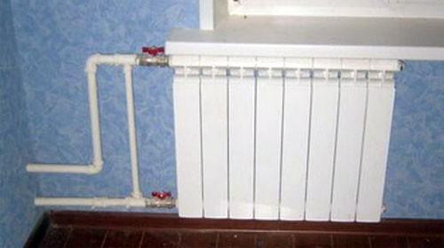 замена-радиатора-отопления-на-кухне-04
