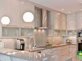 Увеличить пространство на маленькой кухне: профессиональные советы