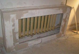 Экраны для радиаторов отопления своими руками фото фото 445