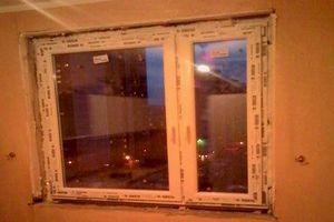 Замена окна на кухне