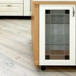 Дизайн напольного покрытия кухни