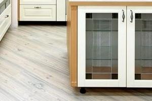 напольное покрытие кухни