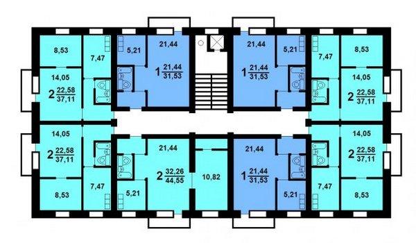 dom-serii-II18-09_plan