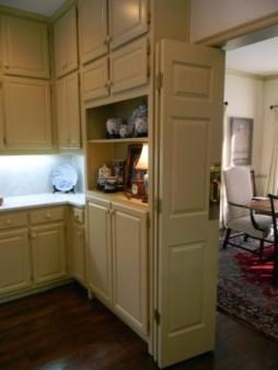 выбор кухонной двери складывающая дверь