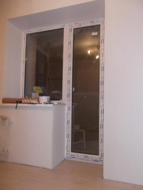 Можно убрать порог балконной двери ремонт кухни своими рукам.