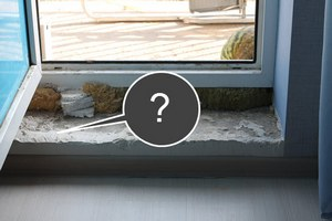 Можно убрать порог балконной двери