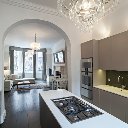 арка-современной-кухни