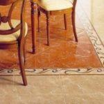 Укладка натурального камня на пол кухни: советы профессионалов