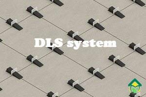 ДЛС система укладки плитки