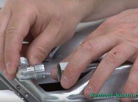 Как установить газовую панель в столешницу своими руками