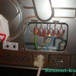 Электрическое подключение варочной панели: подробно