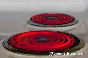 история электрической плиты
