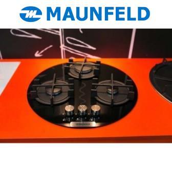 Круглые газовые панели Maunfeld