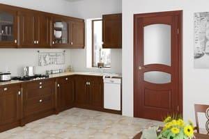 недорогие двери на кухню
