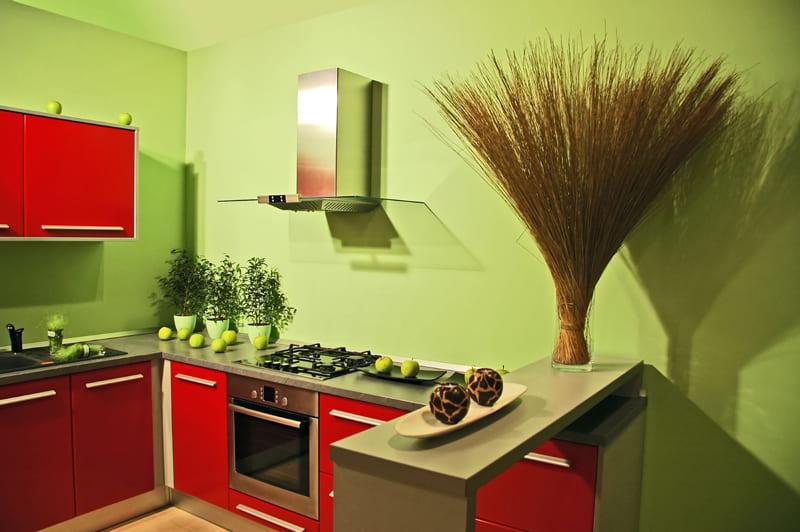покраска кухни своими руками