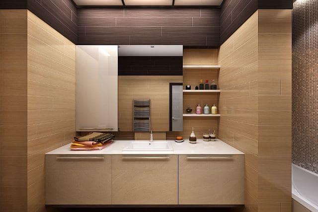 ремонт квартиры в ванной