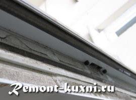 Уход за ПВХ окнами и дверями