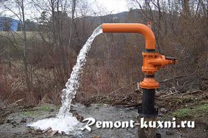 бурения скважин под воду