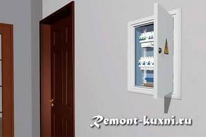 электрика квартиры под ключ