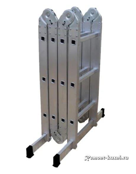 лестница трансформер в собранном виде