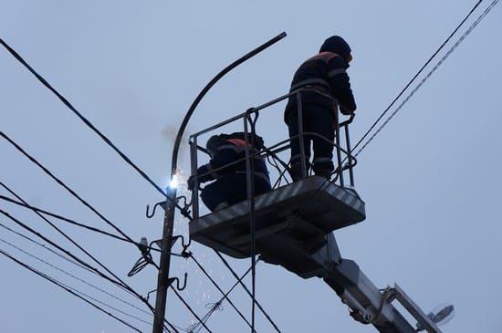 наружные электромонтажные работы по освещению