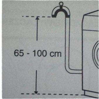 шланг канализации стиральной машины