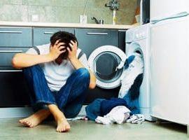 Почему стиральная машина набирает воду и сразу сливает