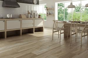 Какую плитку выбрать на пол кухни
