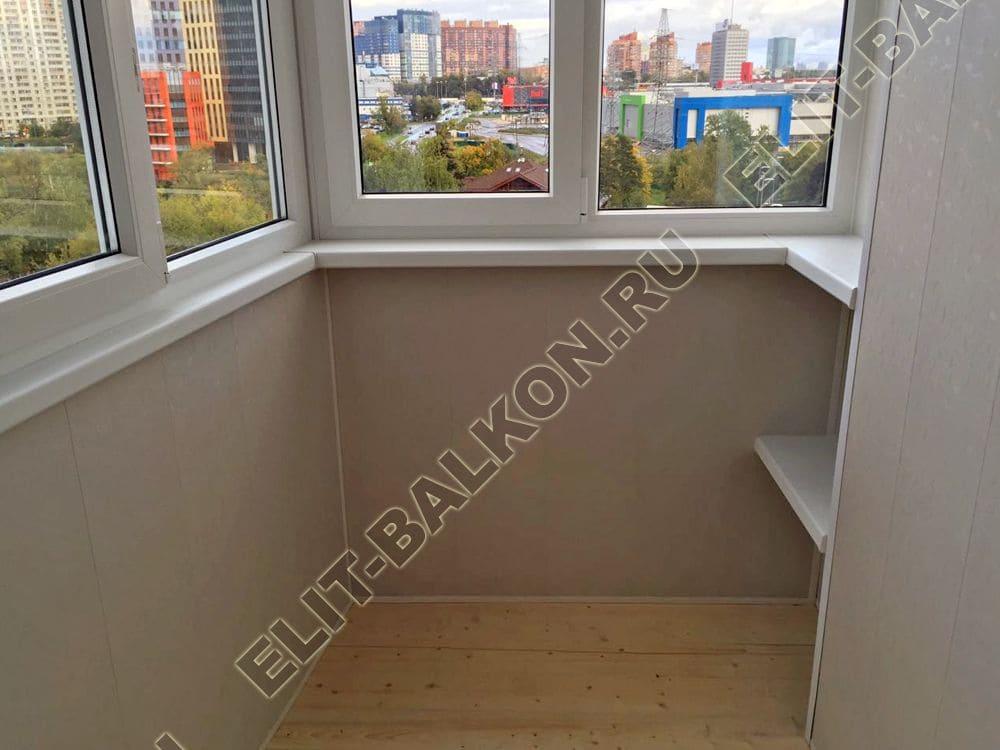 Под ключ балконы и лоджии на фото