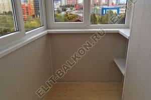 Остекление балконов и лоджий под ключ
