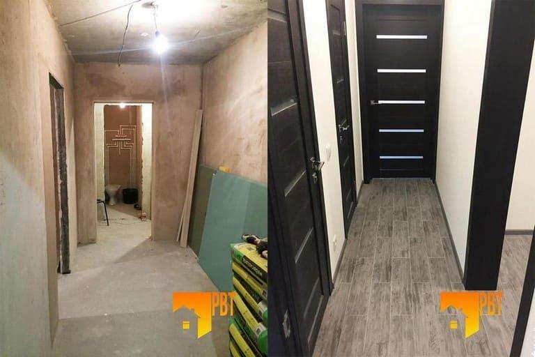 про ремонт 3-хкомнатной квартиры